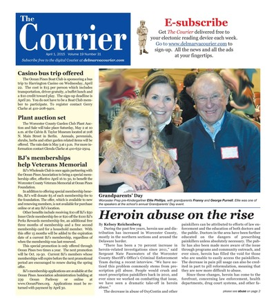 Delmarva Courier - Apr 1, 2015