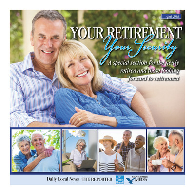 Montgomery Media - Special Sections - Retirement Guide