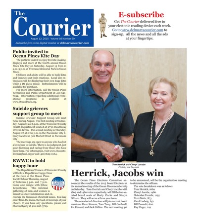 Delmarva Courier - Aug 12, 2015