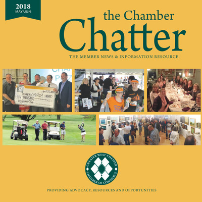 Daily Local - Special Sections - Chamber Chatter May - June 2018