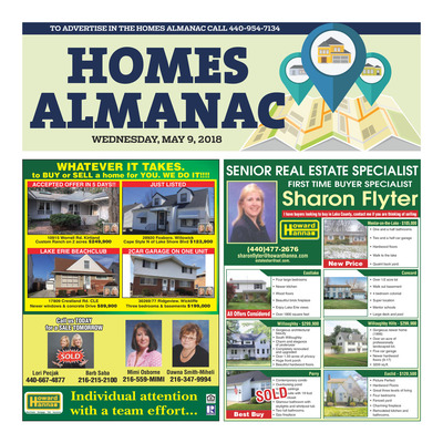 News-Herald - Special Sections - Homes Almanac - May 2018