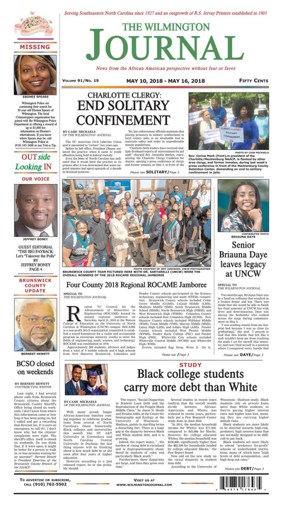 Wilmington Journal - May 10, 2018