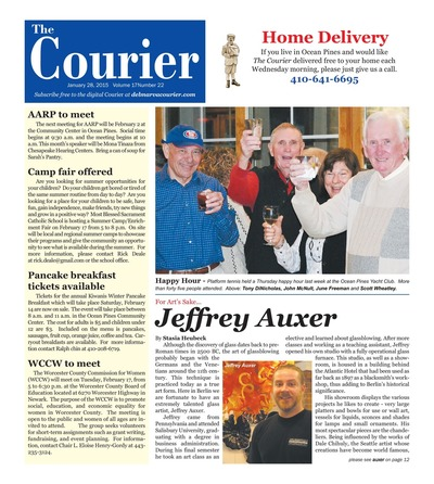Delmarva Courier - Jan 28, 2015