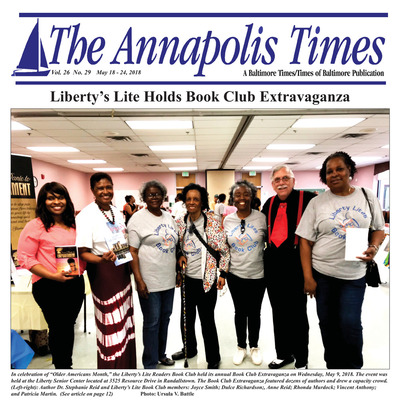 Annapolis Times - May 18, 2018
