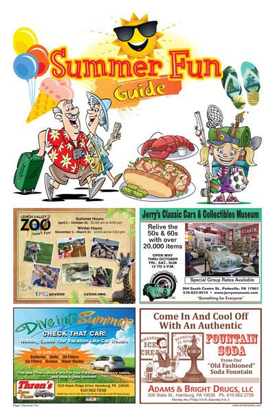 East Penn Valley Merchandiser - Summer Fun Guide