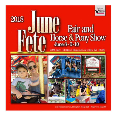 Montgomery Media - Special Sections - June Fete 2018