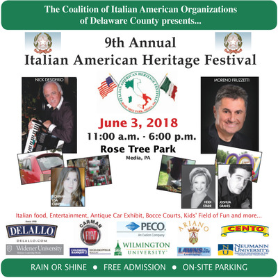 Delco Daily Times - Special Sections - 2018 Italian Festival