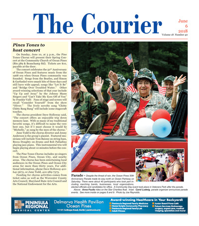 Delmarva Courier - Jun 6, 2018