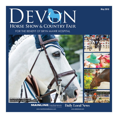 Mainline Media News Special Sections - Devon Horse Show - May 2018