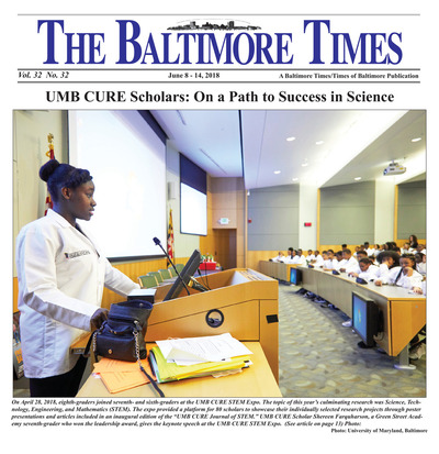 Baltimore Times - Jun 8, 2018