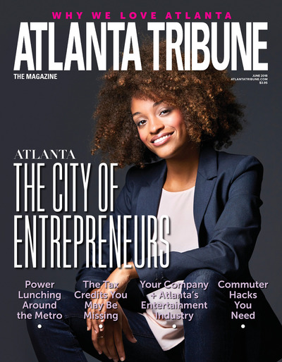 Atlanta Tribune - June 2018