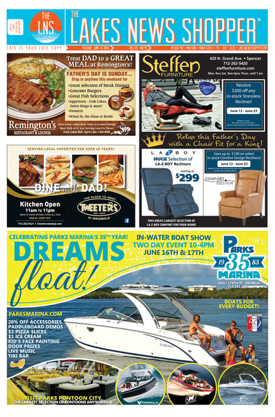 Lakes News Shopper - Jun 12, 2018