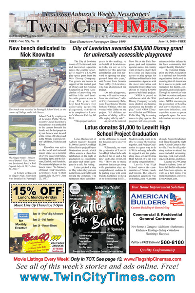 Twin City Times - Jun 14, 2018