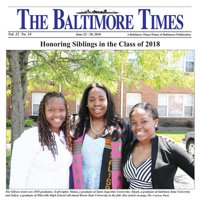 Baltimore Times - Jun 22, 2018