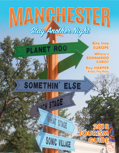 Manchester TN Chamber of Commerce - 2018 Tourism Guide